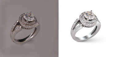 Jewelry Photo Retouching Service